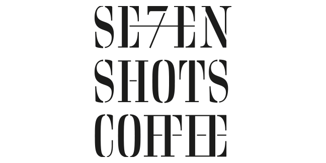 7 shots coffee