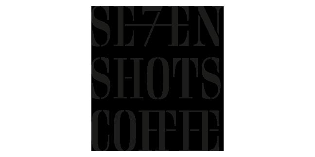 7 shots coffee